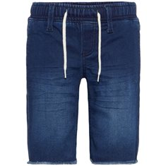Name It Shorts 116-152 Jeansblå